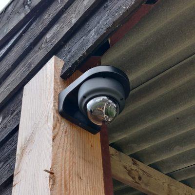 Installatie van Camera's  – Terrein beveiliging