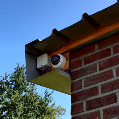 Installatie van Camera's – Huis beveiliging